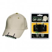 Green Eye LED Caplight (240/Cs)