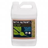 Native Nutrients Kelp Help! Gallon (4/Cs)